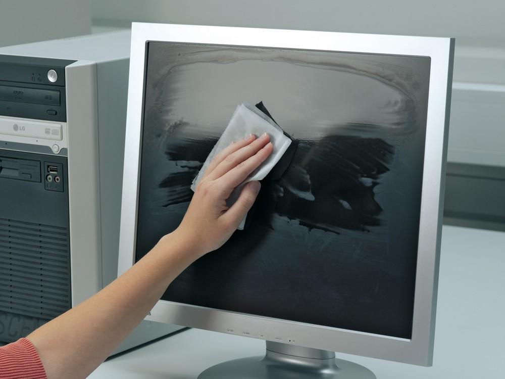 Лучший способ ухода за вашим монитором! Держим ноутбук, компьютер или планшет в чистоте