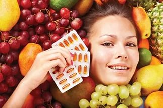 Женские витамины
