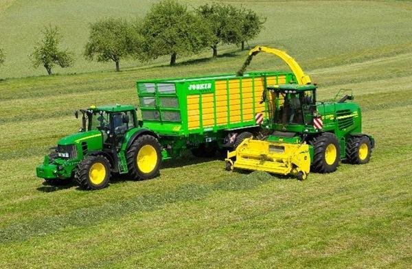 Современная сельскохозяйственная техника: особенности выбора