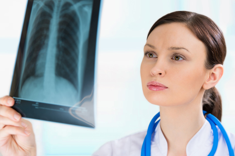 Рентгеновское исследование