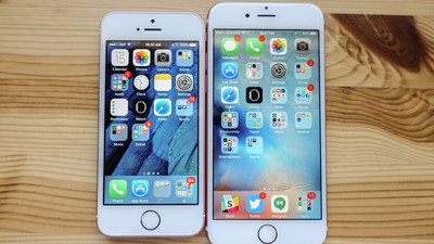 iphone se iphone 6s front 2