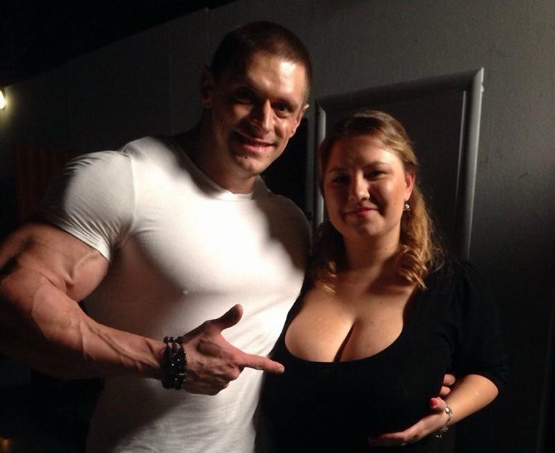 Большая грудь украины