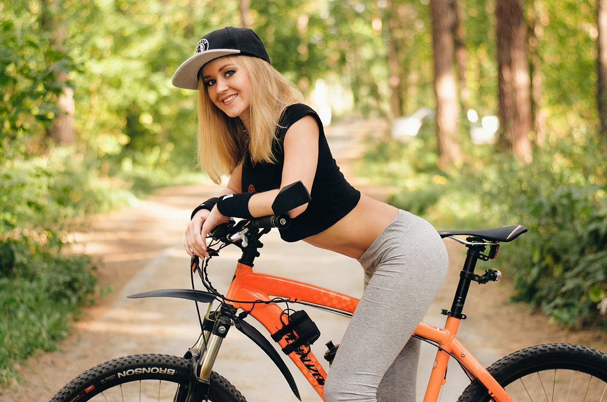 В чем польза велосипедных прогулок