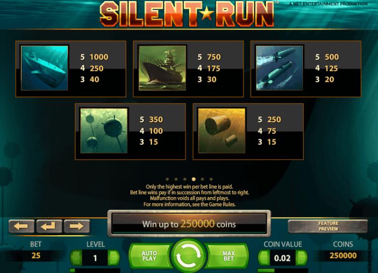 Silent Run 2 e1535634208524