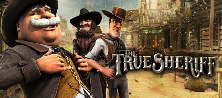 Характеристики игрового автомата The True Sheriff с сайта Вулкан