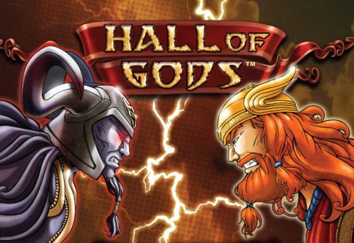 Ключевые особенности слота Hall of Gods из казино Vulkan Neon