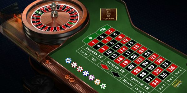 Основные правила рулетки в казино Skor88