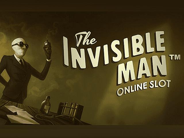 Основные параметры видеослота The Invisible Man с сайта Азино 777