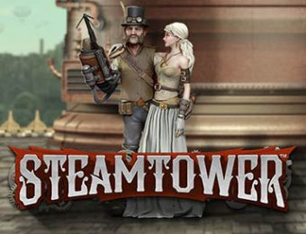 Steam Tower Slot 340x260