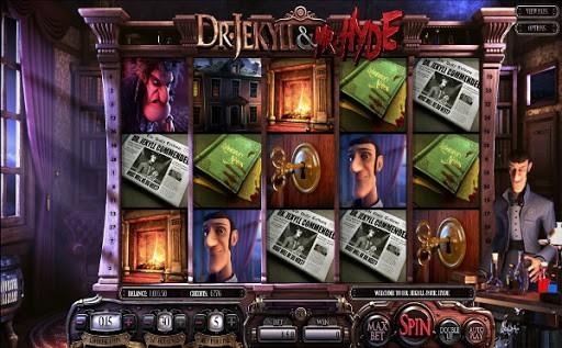 Основные детали игры Jekyll and Hyde из казино Вулкан