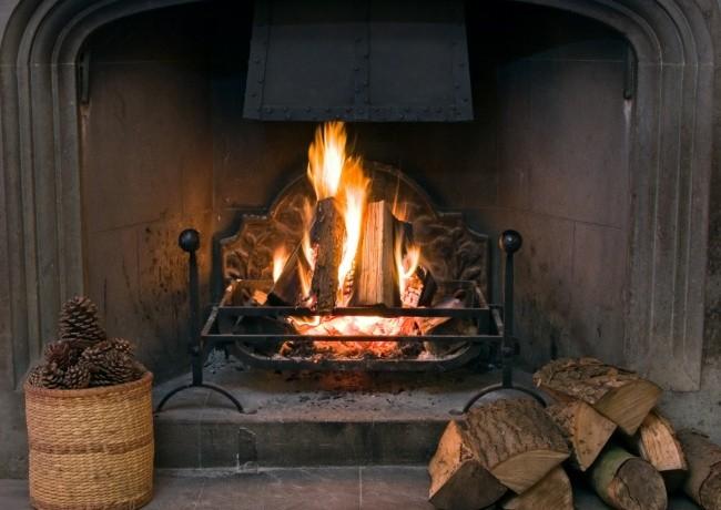 Основные разновидности дров для каминов и печей