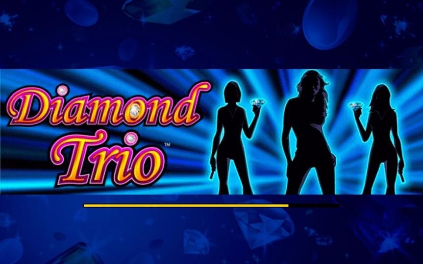 Лучшие игровые автоматы из казино Вулкан: особенности проекта Diamond Trio