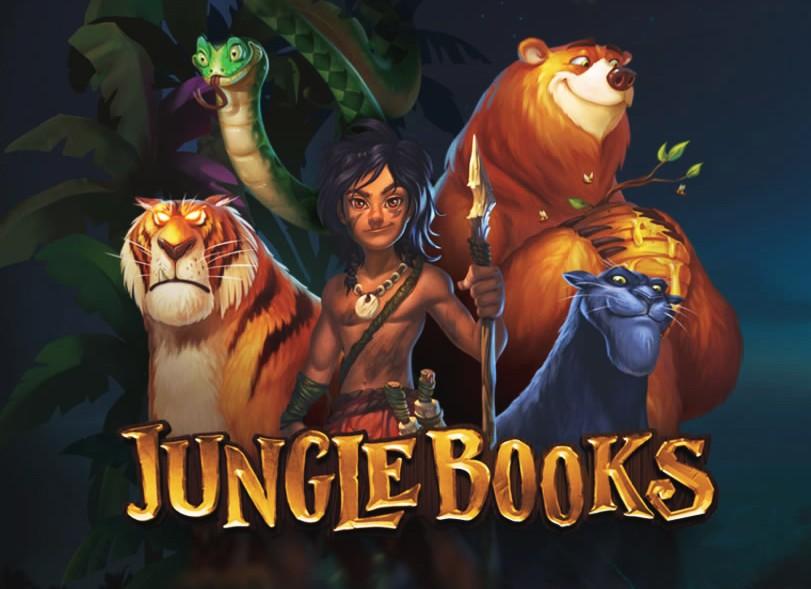 Параметры игрового автомата Jungle Books  из казино Vavada