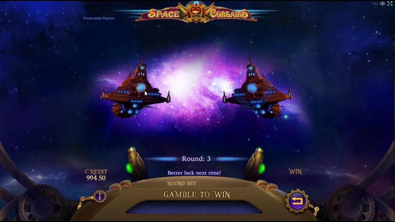 Какими особенностями обладает автомат Space Corsairs из казино Эльдорадо
