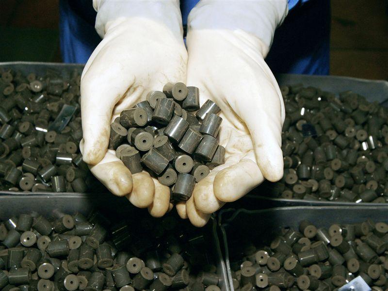 skolko stoit uran za 1 gramm ili 1kg