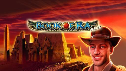 Какими возможностями обладает автомат Book Of Ra Deluxe из казино Колумбус