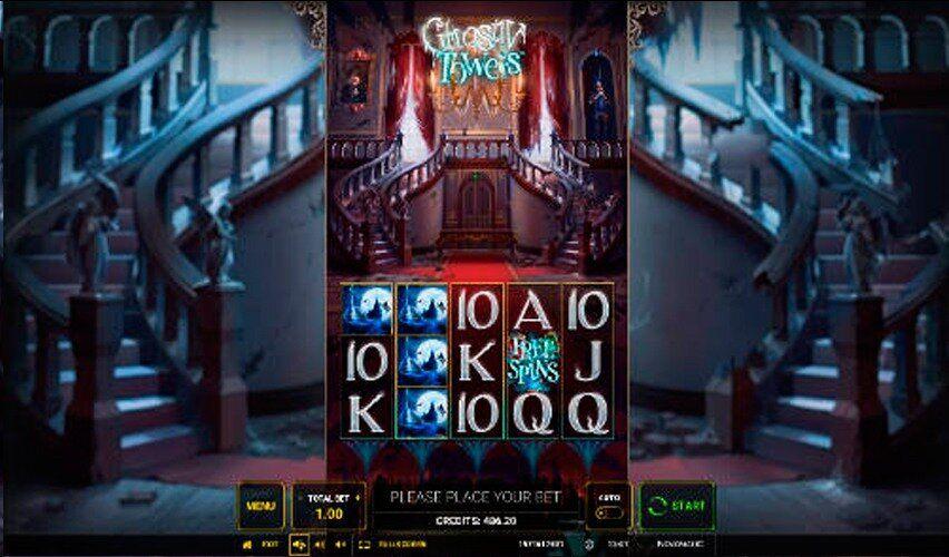 Основные элементы геймплея и особенности игры Ghostly Towers из Casino X