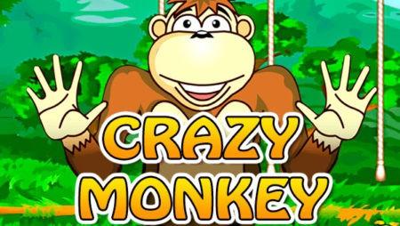 Игровой автомат Crazy Monkey с сайта казино Вулкан Неон: особенности и параметры