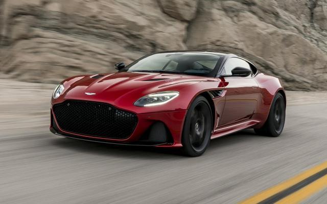 Китайцы покупают долю в Aston Martin