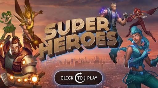 Параметры игрового автомата Super Heroes с популярного сайта казино Плей Фортуна