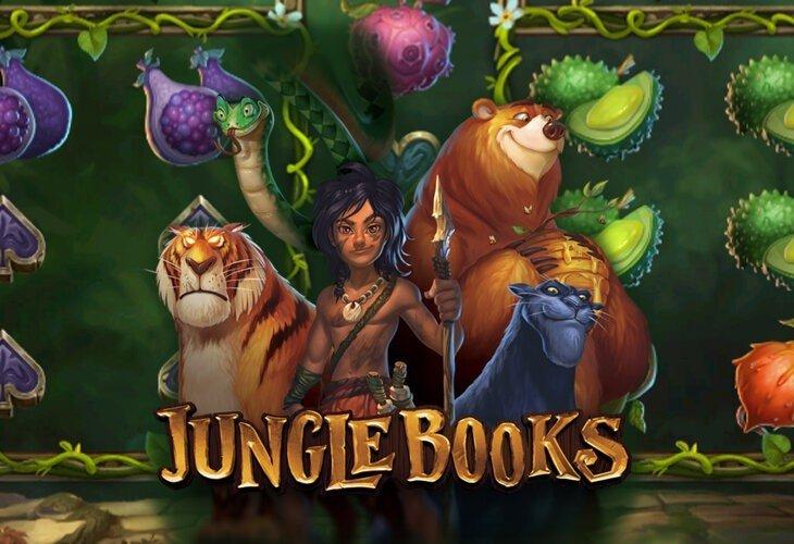 Основные особенности и параметры азартной игры Jungle Books