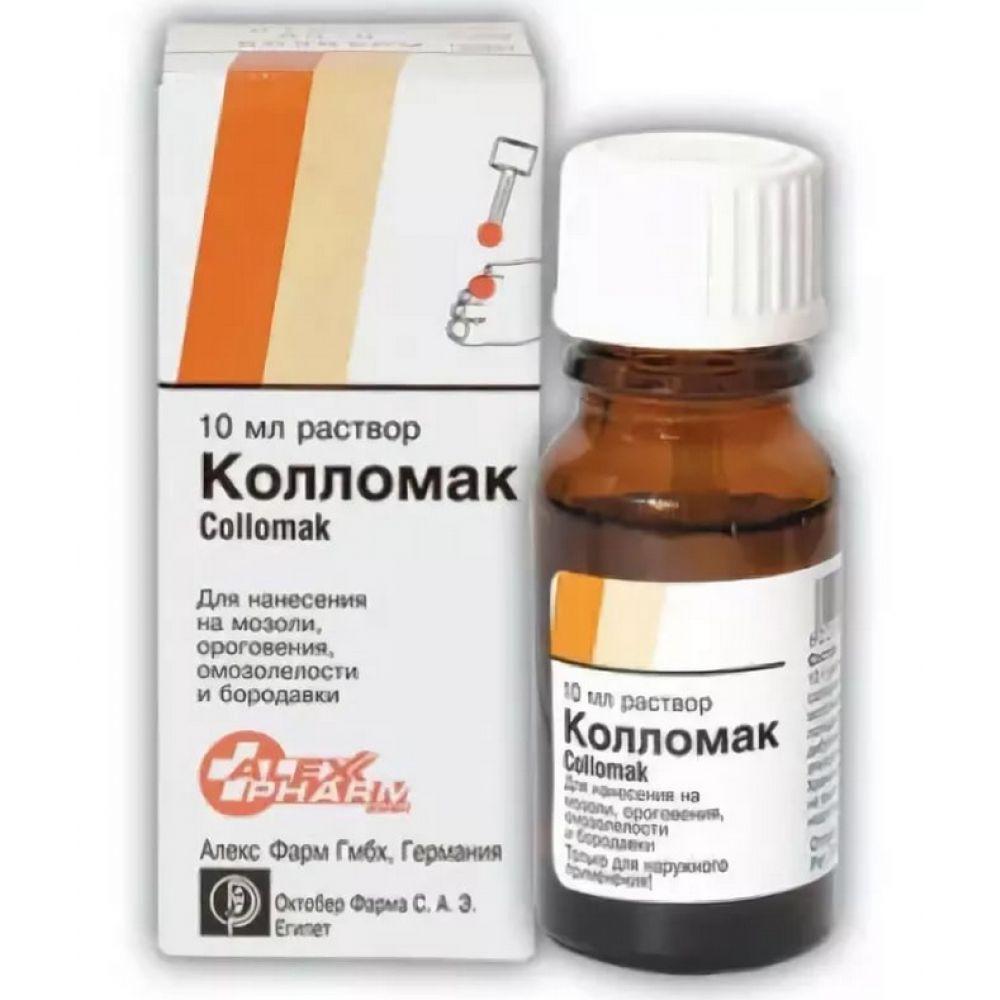 Результаты действия препарата Колломак и полезные советы!